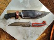 Нож для охоты и рыбалки