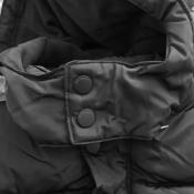 Куртка мужская зимняя Rocawear черная с капюшоном