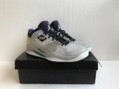 Кроссовки мужские баскетбольные Nike Air Jordan Ace 23 серые   310 мм  