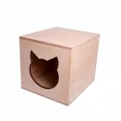 Будиночок для кота.