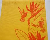Wai Lana Hawaiian Paradise Gold йога-мат коврик для йоги пилатеса фитнеса 3,5 мм