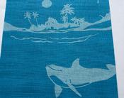 Wai Lana Dolphins йога мат коврик для йоги пилатеса фитнеса Оригинал В наличии