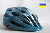 Giro Verona женский велосипедный шлем детский велошлем каска голубой