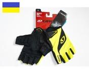 Giro Bravo велосипедные перчатки мужские без пальцев. XL