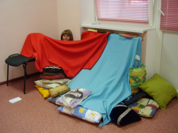 Как сделать халабуду в домашних условиях