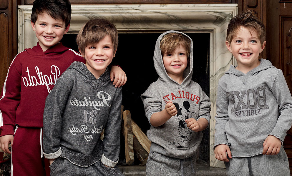 Спортивний одяг для дитини - як вибрати  e6fbb4d0d1acd